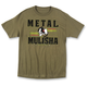 Military Green Pulse T-Shirt