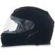 Flat Black FX120 Helmet