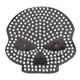 Red Eye Helmet Bling - PCHBSKULL