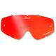 Red Mirror GOX Single Pane Anti-Fog Lens - 067-40245
