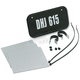 Aluminum ATV License Kit - 2342