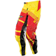 Yellow/Red Rockstar Pants