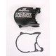 Factory Racing Ignition Cover-Black - SC-05B