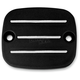 Night Series Master Cylinder Cap w/Milled Lines - C-122-MN