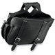 Plain Box Style Slant Saddlebags - 9086P