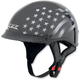 Black Stealth FX-72 Helmet
