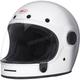 White Bullitt Helmet