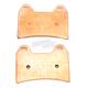 Sintered Metal Brake Pads - 1721-1950