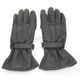 Black Gauntlet Gloves