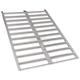 Bi-Fold Aluminum Ramp - MUDRAMP4871