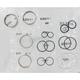 Fork Bushing Kit - 0450-0119