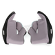 Gray CL-17 Helmet Cheek Pads