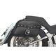Large Midnight Express Desperado Slant Throw-Over  Saddlebags - X02-03-051