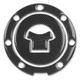 Honda Gas Cap Carbon Fiber Cover - 5030-CA-HON