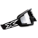 Black Flat Out Goggles - 067-10330