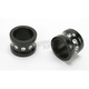 Black Axle Spacers for Models w/o ABS - C0013-B