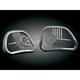 Chrome Speaker Grilles - 3791