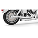 Chrome Declaration Exhaust System - HD00019