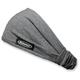 Dark Gray Mini Doo-Z Headwrap - DZ02-02
