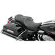 Low-Profile Touring Seat w/EZ Glide Backrest - 0801-0511