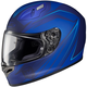Blue FG-17 MC-2F Thrust Helmet