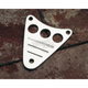 Billet Fluted Dash Plaque - 05-0086