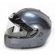 Anthracite Metallic IS-MaxSN BT Modular Helmet