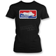 Womens Black Official T-Shirt