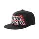 Bloodshed Flex-Fit Black/Red Hat