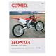 Honda CR250R/CR500R Repair Manual - M437