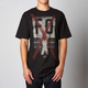 Black Shades of Fray Premium T-Shirt