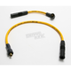 Custom Suppression 8.8mm Yellow Plug Wire Set - 172086