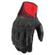 Black/Red Sanctuary Gloves