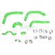 Green OEM Fit Radiator Hose Kit - 1902-0794