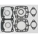 2 Cylinder Full Top Engine Gasket Set - 710171