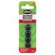 Black Aluminum Valve Caps - 20132