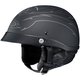 Black/White CL-IronRoad Showboat MC-5F Helmet