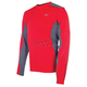 Red Summit Tech Team Long Sleeve  T-Shirt (Non-Current)