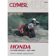 Honda ATC250R Singles Repair Manual - M342