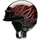 Red Nomad Hellfire Helmet