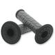 Gray/Black 4 7/8 in. Cush Dual-Ply Grips - H10CHH