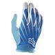 White/Blue Airline Gloves