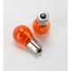 1156 Amber Turn Signal Bulb - 1156A-BP