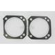 Single-Layer Steel (SLS) Base Gaskets w/4 in. bore, .020 in. - C9738