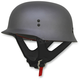Frost Gray FX-88 Half Helmet