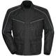 Black Saber 4.0 Textile 3/4 Jacket