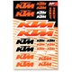 Universal KTM Sticker Kit - N30-1051