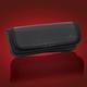 Single Windshield Pouch w/Clear Cell Pocket - Y60-412BKC
