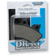 Semi-Metallic Brake Pads - 1721-1227