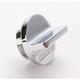 Chrome Oil Filler Cap - 05-0014
